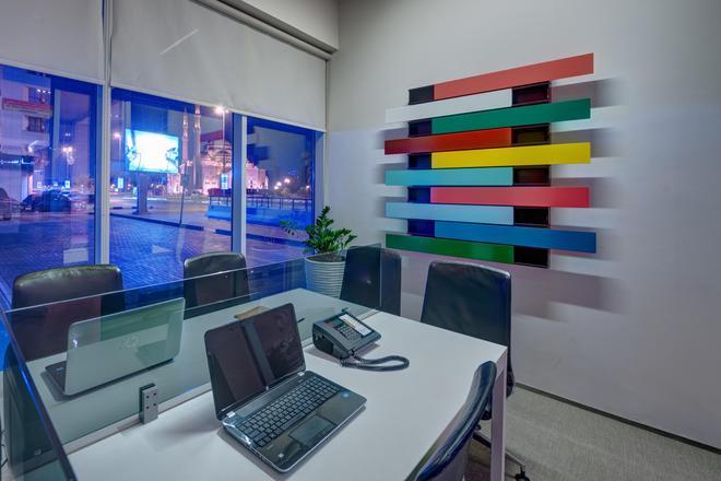 72 Hotel - Sharjah - Phòng ăn