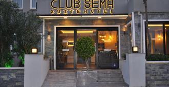 Club Sema Suite Hotel - Marmaris - Edificio