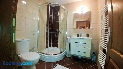 Pansion River - Sarajevo - Bathroom