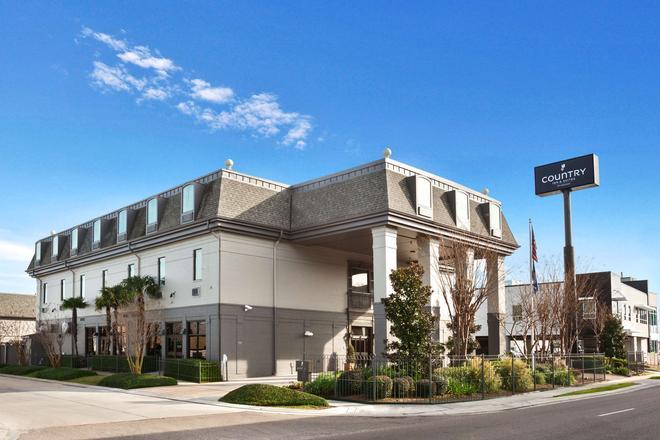 Country Inn & Suites by Radisson Metairie - Metairie - Edificio