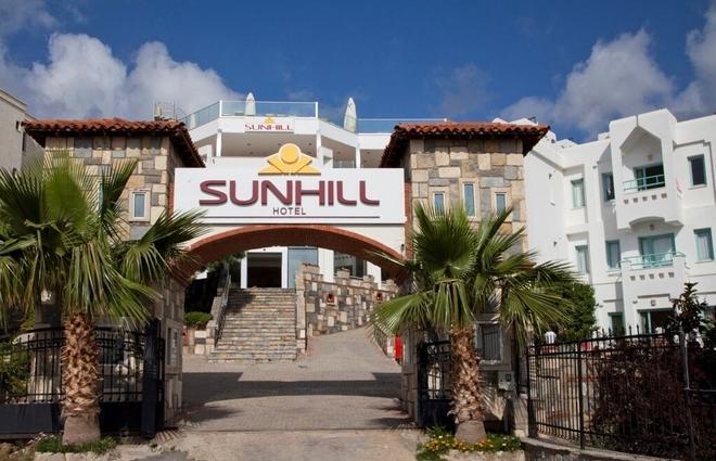 Sunhill Hotel - Bodrum - Building