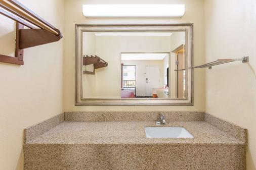 佛羅倫斯戴斯酒店 - 弗羅倫斯 - 佛羅倫薩 - 浴室