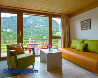 Studios Bellevue - Val-de-Charmey - Living room