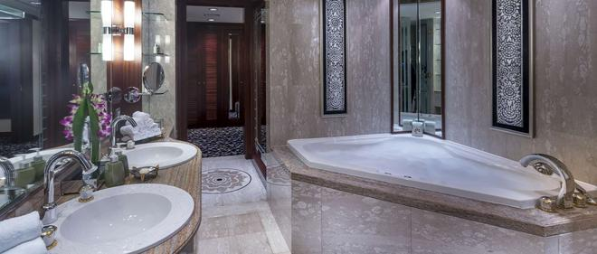 Dusit Thani Dubai - Dubai - Bathroom