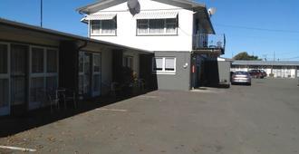Camberley Court Motel - Hastings - Κτίριο