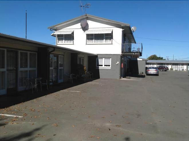 Camberley Court Motel - Hastings - Gebäude
