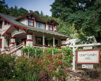 Craftsman Inn - Calistoga - Building