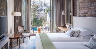 Oude Werf Hotel - Stellenbosch - Bedroom