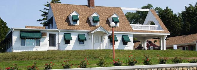 Blue Spruce Motel & Townhouses - Plymouth - Κτίριο