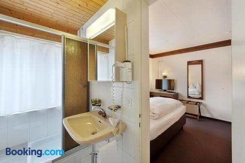 Hotel Dischma - Davos - Phòng tắm
