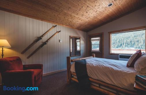Mount Engadine Lodge - Canmore - Phòng ngủ