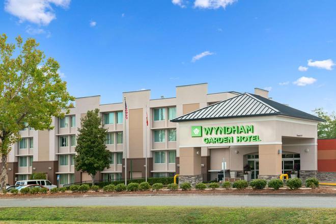 Wyndham Garden Tallahassee Capitol - Tallahassee - Edificio