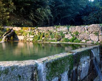 Douro Palace Hotel Resort and Spa - Baiao - Buiten zicht