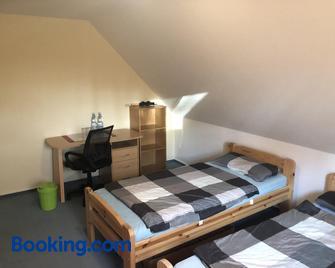 Attraktives Landhaus Nähe Bremen - Stuhr - Bedroom