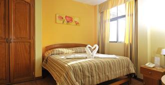 Hostal Olimpos - Trujillo - Habitación