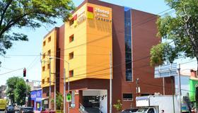 Hotel & Villas Panamá - Mexico - Bâtiment