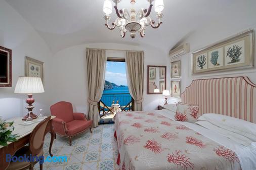 Villa Corallium - Praiano - Phòng ngủ
