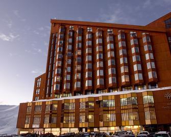 Hotel Puerta Del Sol - Farellones - Gebouw