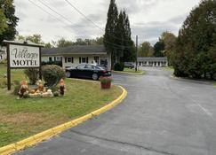 Villager Motel - Williamstown - Gebäude