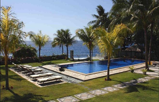 Ocean View Dive Resort Tulamben - Kubu - Pool