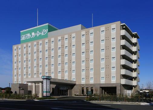 Hotel Route-Inn Utsunomiya Miyukicho-kokudou4gou- - Utsunomiya - Toà nhà