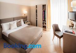 Hotel Vesuvio - Rapallo - Κρεβατοκάμαρα