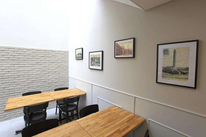 Brit Hotel Calais - Calais - Dining room