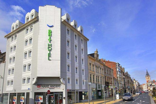 Brit Hotel Calais - Calais - Building