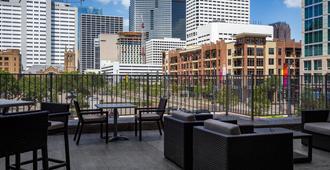 Holiday Inn Houston Downtown - יוסטון - חדר אוכל
