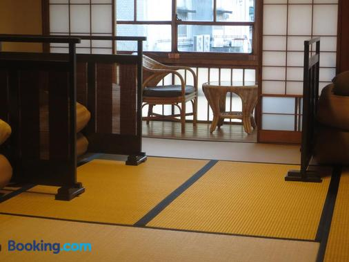 Historical Ryokan Hostel K's House Ito Onsen - Itō - Phòng ngủ