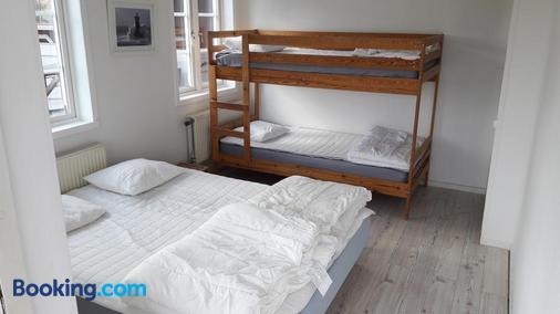 Stf Möja Vandrarhem - Möja - Bedroom