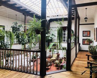 Casa Macondo - Cuenca - Lobby