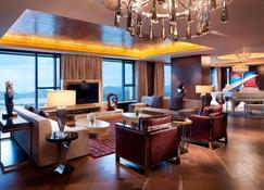 JW Marriott Hotel Hangzhou - Hangzhou - Κρεβατοκάμαρα