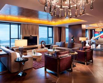 JW Marriott Hotel Hangzhou - Hangzhou - Schlafzimmer