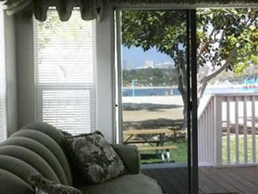Newport Dunes Waterfront Resort - Newport Beach - Sala de estar