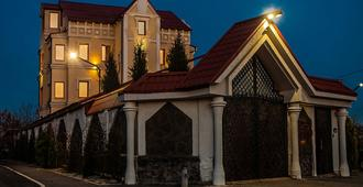 Velion Hotel - Charkiv - Byggnad
