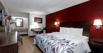 Red Roof Inn Bakersfield - Bakersfield - Bedroom
