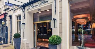 Mercure Bayonne Centre Le Grand Hotel - Bayonne - Toà nhà