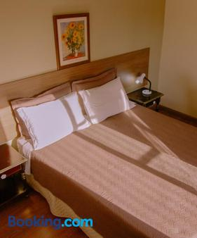 Hotel Blumenhof - Blumenau - Bedroom