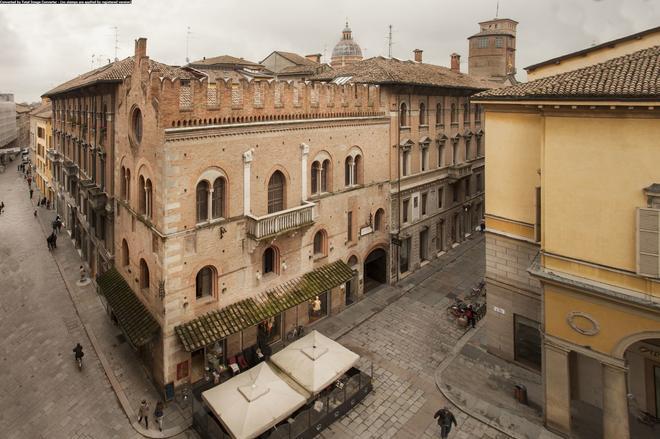 Hotel Posta - Reggio nell'Emilia - Building