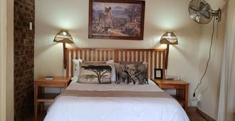 A Traveller's Palm - Phalaborwa - Bedroom
