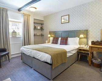 Redesdale Arms Hotel - Moreton-in-Marsh - Bedroom