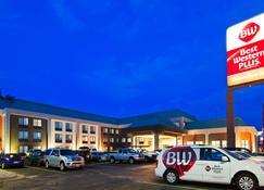 Best Western Plus Cottontree Inn - Idaho Falls - Κτίριο
