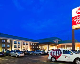 Best Western Plus Cottontree Inn - Idaho Falls - Edificio