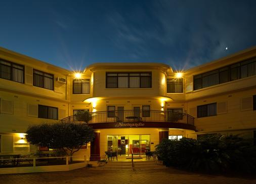 Normandie Inn and Function Centre - Wollongong - Building