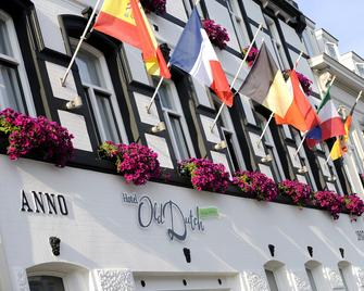 HotelOld Dutch - Bergen op Zoom - Gebouw