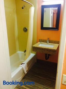 Relax Inn Motel - Λος Άντζελες - Μπάνιο