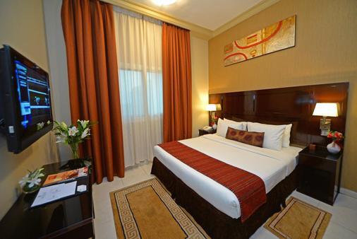 Emirates Stars Hotel Apartments Dubai - Dubai - Makuuhuone