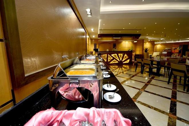 Emirates Stars Hotel Apartments Dubai - Ντουμπάι - Αίθουσα συνεδριάσεων