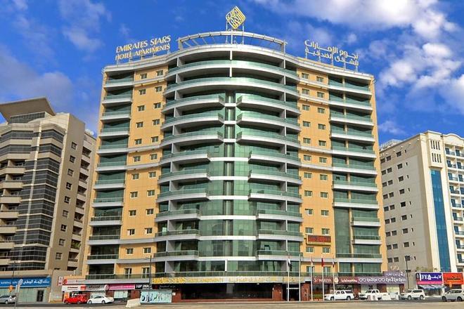 Emirates Stars Hotel Apartments Dubai - Dubai - Rakennus